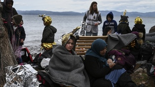 Erdogan y Putin acordaron reducir las hostilidades, mientras se teme otra crisis migratoria