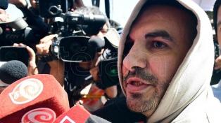 """Fabián Tablado recuperó la libertad: """"Estoy arrepentido"""""""