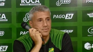 "Crespo: ""Jugar ante River es como enfrentar a Nadal en Roland Garros"""