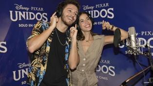 """Dos influencers le prestan la voz a los personajes de """"Unidos"""", lo nuevo de Pixar"""