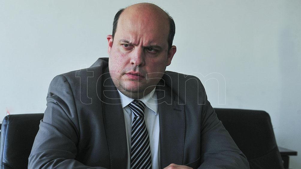 Pablo Ceriani, presidente de Aerolíneas Argentinas