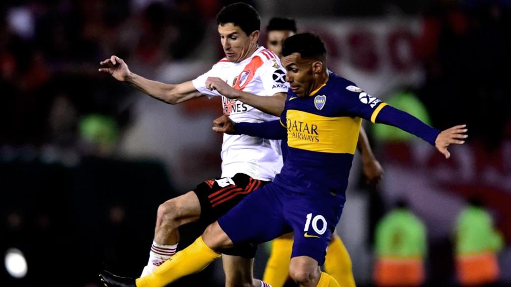 River y Boca juegan un superclásico atípico, con un ojo en la Copa