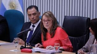 """Alicia Kirchner aseguró que su gestión """"trabaja en obras para el 2030"""""""