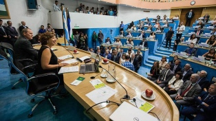 La Legislatura rionegrina sesionará de manera remota