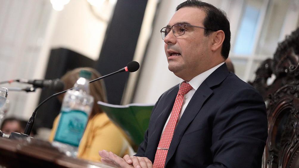 Gobernador de Corrientes, Gustavo Valdés.