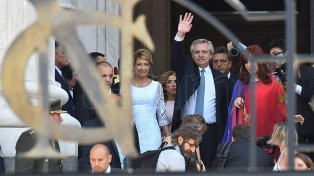Fernández agradeció la convocatoria del lunes, pero pidió que su discurso se siga en forma remota