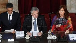 El Presidente aseguró que se fortalecerán los derechos de pueblos originarios y migrantes