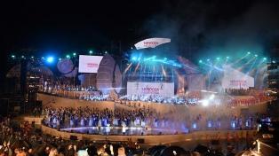 Seleccionaron mil artistas que mostrarán al mundo la Fiesta de la Vendimia