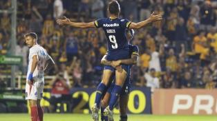 Central le ganó a Arsenal en Rosario