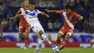 Vélez se afirmó en el tercer puesto tras vencer a Argentinos
