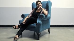 """Mavi Díaz asume como """"misión celestial"""" dirigir FM Folklórica"""
