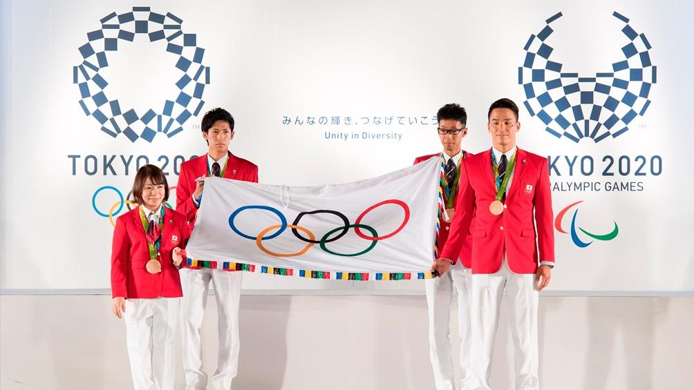 Él mundo del deporte con los ojos puestos en Japón y los Juegos Olímpicos