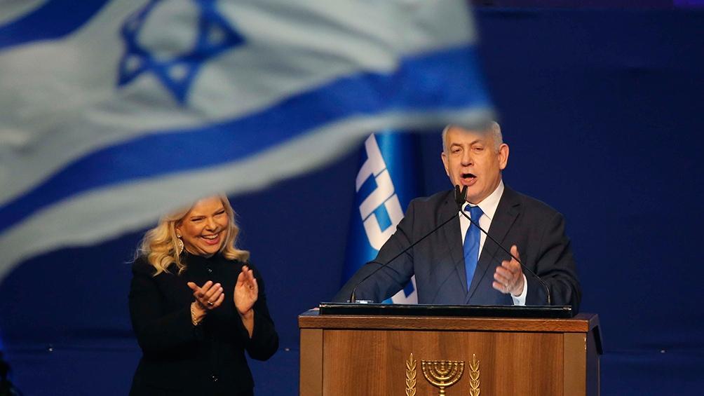 El Likud de Netanyahu fue la fuerza política más votada