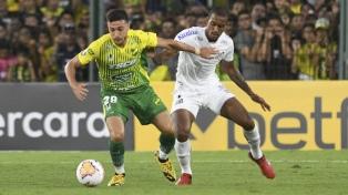 Defensa y Justicia no lo pudo aguantar y cayó en su debut en la Copa