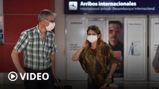 El primer caso de coronavirus en Argentina llegó importado desde Europa