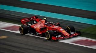 Leclerc inicia la temporada de Ferrari con pruebas en Fiorano