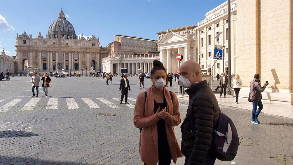 Aumento de casos de Coronavirus en Italia y nuevas medidas sanitarias.
