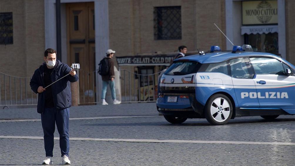 En Italia, el gobierno teme revueltas y saqueos al sur del país