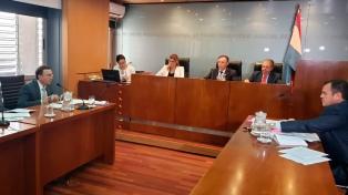 Vuelven a rechazar un planteo de la defensa de Nahir Galarza para impugnar la condena