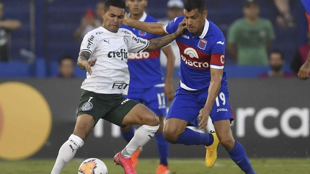 Tigre perdió en sus dos presentaciones en la Copa Libertadores