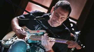 Nacional Rock estrenó su nueva etapa y eligió a Ricardo Mollo para su primer vivo