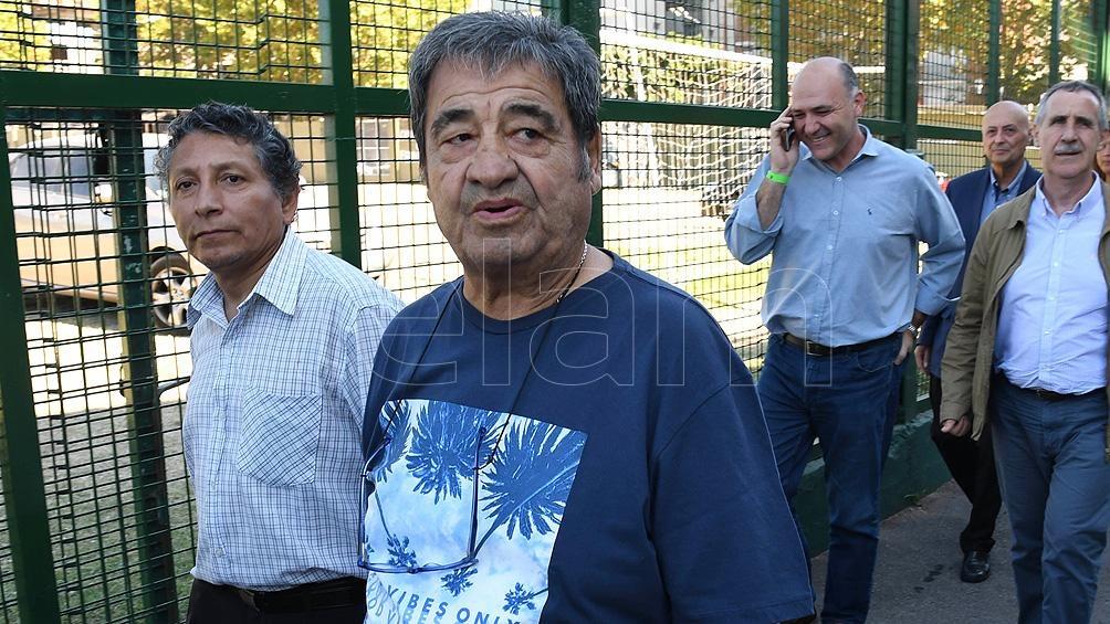Hugo Curto preside la junta electoral de la alianza Frente de Todos.