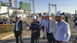 YPF y Pampa invertirán US$ 180 millones para ampliar la central Ensenada Barragán