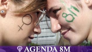 Las actividades en la Ciudad y la provincia de Buenos Aires por el Día de la Mujer