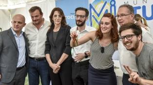 """Bielsa llamó a """"generar una sociedad de vecinos y convivencia"""""""
