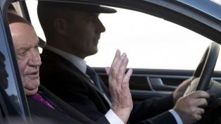 Juan Carlos de España se fue a República Dominicana