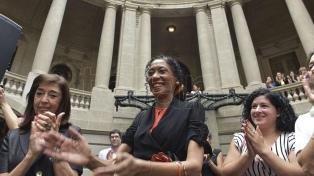 María Fernanda Silva, del activismo negro a la embajada argentina ante el Vaticano