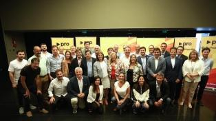 Las nuevas autoridades del PRO ratificaron la unidad en Juntos por el Cambio