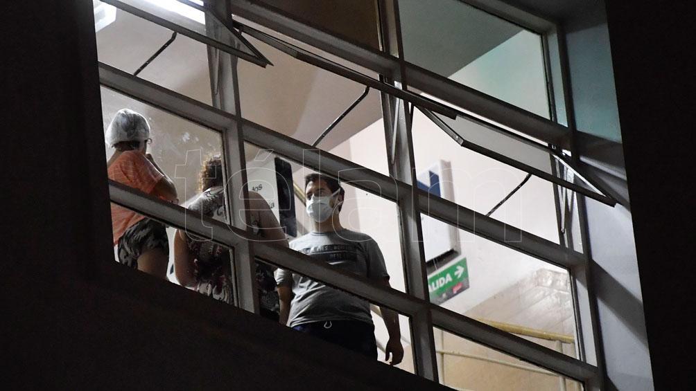 El hombre falleció en el Hospital Argerich, del barrio porteño de La Boca.