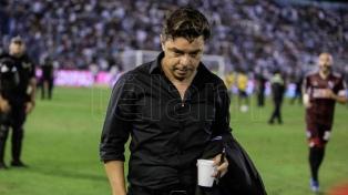 """Gallardo: """"Hicieron el gol de la única manera que podían lastimarnos"""""""
