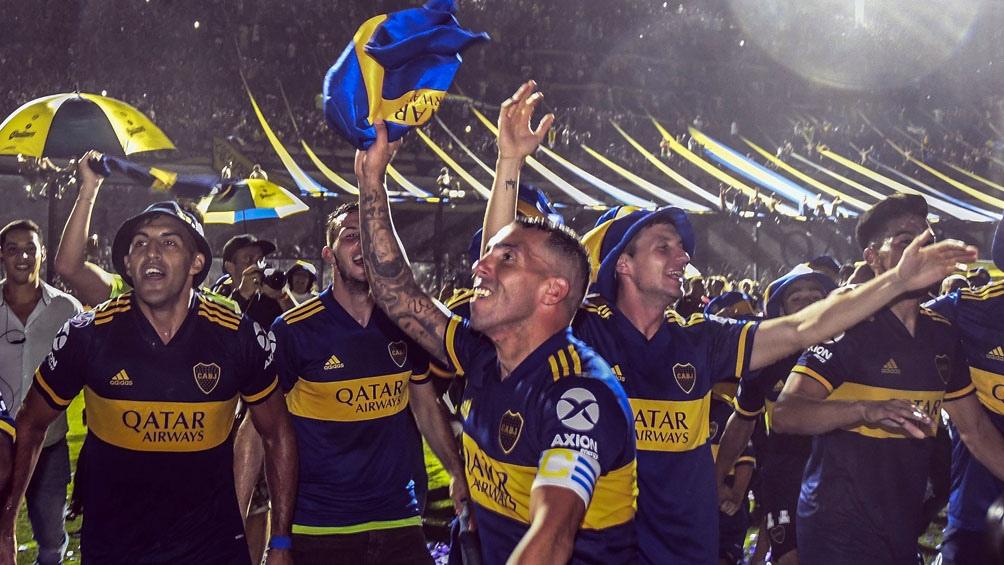 Boca fue el último campeón, de la desaparecida Superliga