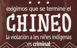 """Mujeres indígenas piden erradicar el """"chineo"""", la violación de niñas considerada """"costumbre"""""""