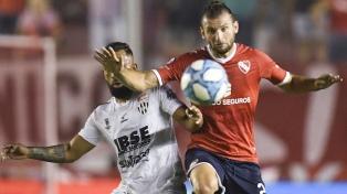 Independiente le ganó a Central Córdoba de Santiago en Avellaneda