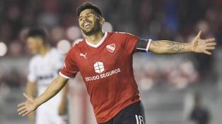 Independiente se impuso por la mínima diferencia ante Vélez