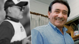 """Maradona: """"El cariño que recibí de tu parte Juan Carlos fue fantástico"""""""