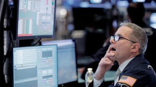 En EEUU, las empresas perdieron más de 30% de capitalización bursátil en el último mes