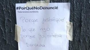 #PorQuéNoDenuncié: miles de mujeres cuentan en Twitter sus casos de violencia de género y abusos
