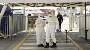 Italia sumó 168 muertes por coronavirus y el total llegó hasta 631