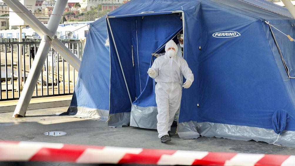 Rusia se suma a China y envía apoyo para luchar contra el coronavirus en Italia