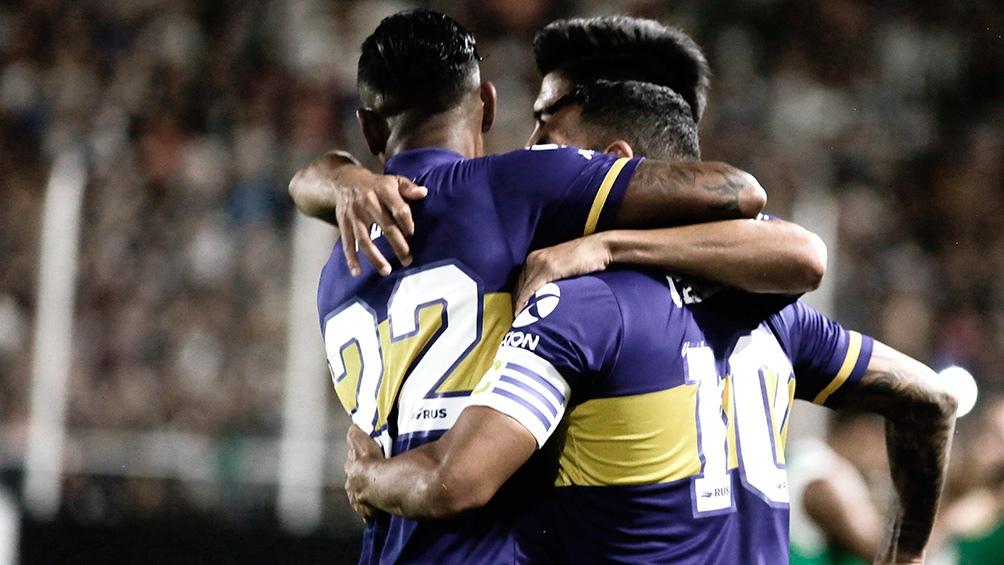 El último partido con público en la Argentina se jugó el 10 de marzo de 2020 en la Bombonera, por la segunda fecha de la fase de grupos de la Copa Libertadores.