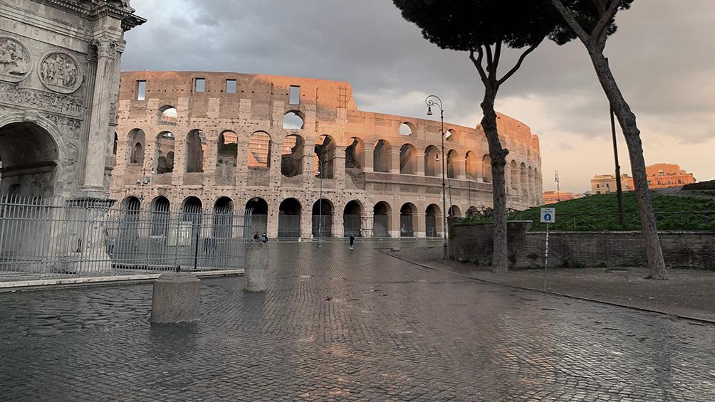 En Italia, estiman un desplome del 10% del PBI sólo en el primer semestre del año
