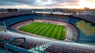 La liga española de fútbol tendrá un aforo máximo del 40% en los estadios