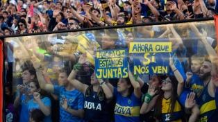 Renunció el dirigente de Boca que propuso manejar políticamente la Mesa de Género del club