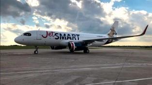 Meoni ve probable una solución a corto plazo para JetSmart
