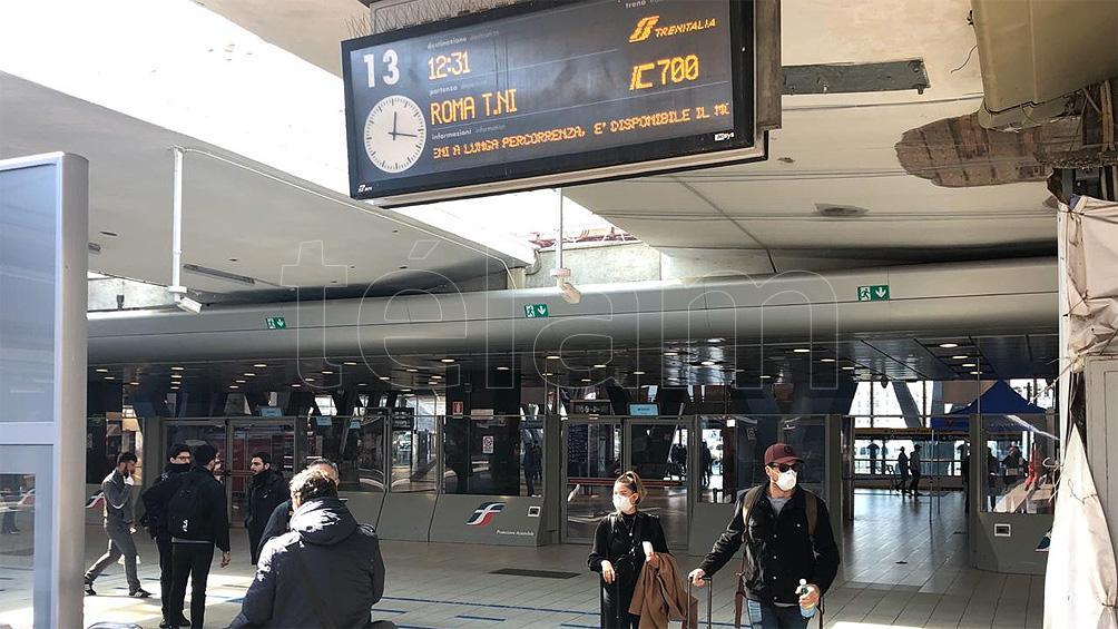 Salvini pide cerrar el espacio europeo libre de pasaporte por el coronavirus