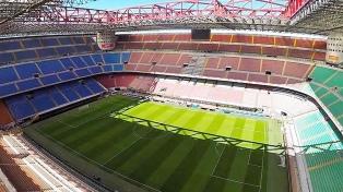 Los clubes italianos proponen que el fútbol regrese el 13 de junio